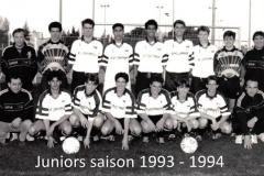 Juniors 1993/1994
