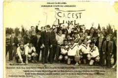Coupe du Languedoc 1966