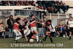 1/16 de finale Gambardella en 1996