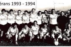 Veterans 1993/1994