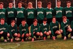 Groupe juniors gambardella 1994/1995