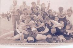 Coupe de l'Hérault 1999 Midi Libre